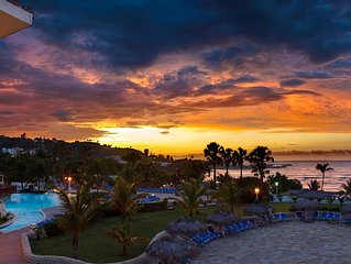 ALL INCLUSIVE Studio 1/2/3/4 pers. Hôtel 'The Tropical' *** Puerto Plata Beach