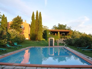 Agriturismo Podere Marchiano, old farmhouse completely restored in Tuscan style.