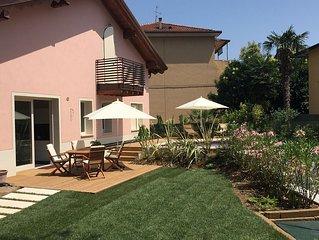 Villa Arzilla - Relax and charme on Garda lake