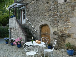 Comfortable Character Gite in village of Corseul, only 7 kms from Dinan