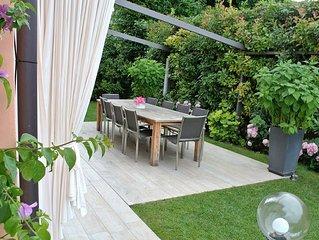 Joy Luxury Villa with pool and jacuzzi