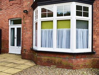 Self-catered accommodation in central Woodhall Spa
