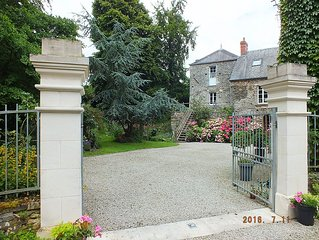 Peaceful manoir for 2 people between St lo and bayeux