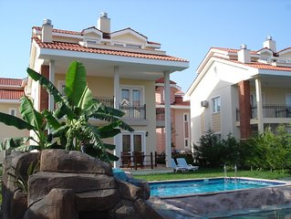 Luxury 4 Bed Villa with Private Pool in Oasis Village, near Fethiye.