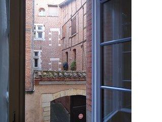 Gite du Castelnau Appartement T3 65m2 secteur Unesco