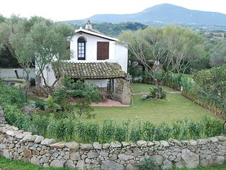 Splendida Villa immersa nel verde a Porto Rotondo