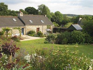 Country House Meuble de Tourism  3*, St Thois, Chateauneuf du Faou