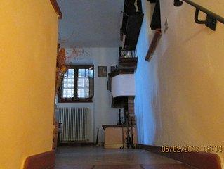 Ila's house, Cardoso, Garfagnana,Lucca Toscana