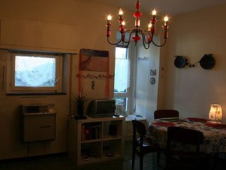 Apartment in a green area of Monterosso
