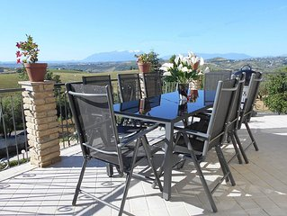 I Tre Laghi - Sant' Angelo First Floor Apartment