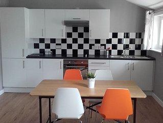 Top floor flat in Southsea