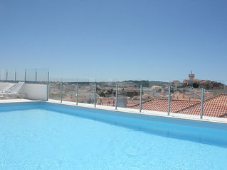 SPLENDID HOLIDAY APARTMENT FOR RENT  SAO MARTINHO DO PORTO / SILVERCOAST