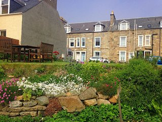 The Puffin Place on The Fife Coastal Path