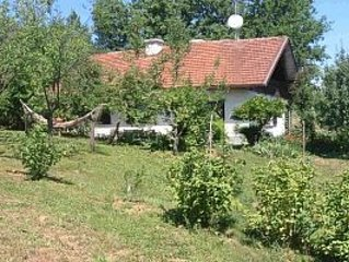 Apple Tree Cottage (6+2) located in a private gar