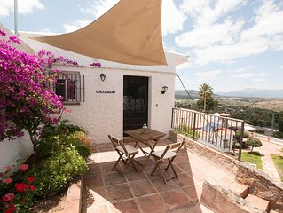 Casita Almendra,  one bedroom detached casita with its own private pool/hot tub