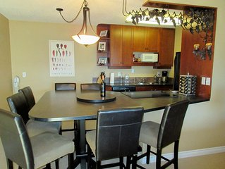 Adjacent to the Ski Slope!  Heart of the Village!  Smart, Updated Apartment