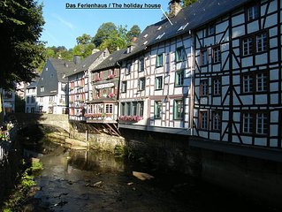 Charming apartment in the centre of Monschau