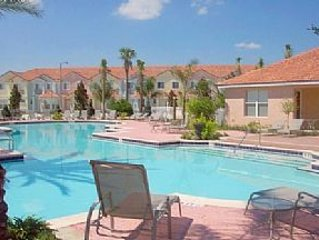 Home 10 minutes drive from Disney World entrance