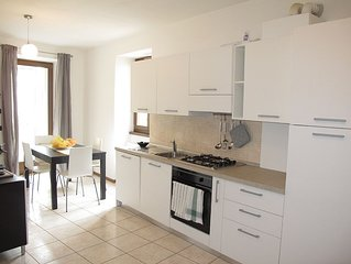 Apartment 5 people in Arco, great for sport and relaxation