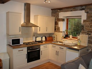 The Barn, Self Catering Cottage in Scenic Greetland, Halifax.