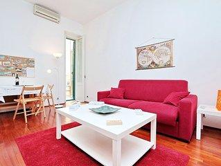 Splendido Appartamento con balcone a Roma Centro vicino alla Stazione Termini