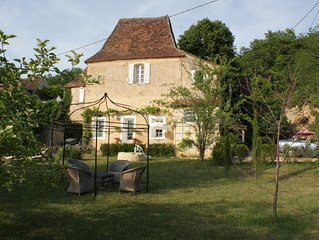 Idyllic French getaway in a 16th century house, in the Dordogne