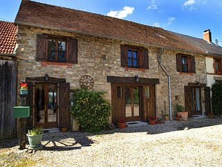 Rural Gites In The Beautiful 3 Lakes Area Of The Creuse Valley