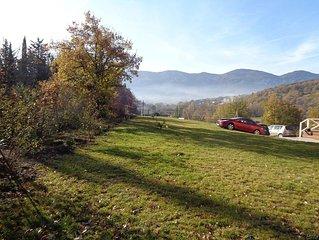 Joli Propriete au sud de la France entre Carcassonne et Perpignan, ideal famille