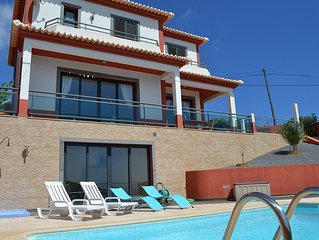 Casa da Pesca - Spacious three bedroom villa with pool