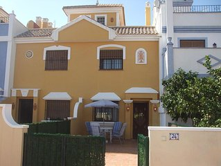Modern Townhouse for Rent in Los Alcazares, Murcia