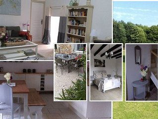 Beautifully renovated farmhouse set in 3 acres in peaceful hamlet setting