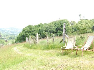 2 bedroom,Rural,cosy,spacious, detached stables, near to beaches and Dartmoor.