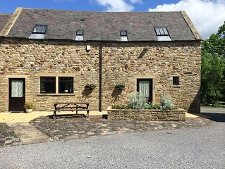 The Stables. Cosy barn conversion ideal for families and pets welcome. Sleeps 7