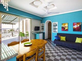 Appartamento fronte mare Saturno - Locazioni Turistiche