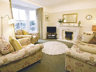 Superb house in Ambleside; stunning views, wifi,  leisure facilities, parking