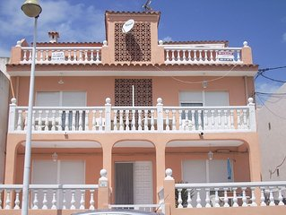 PENTHOUSE IN THE CENTER OF ALCOSSEBRE AND 400 OF