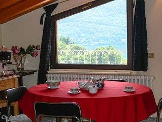 'Casa del Bruno' - Caratteristico appartamento nel cuore del Lago