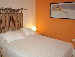 2 rooms in the center of Seville