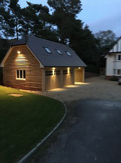 The Shire, New purpose built annex in New Forest.