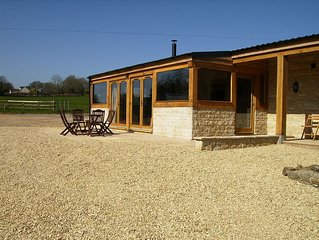 Light and spacious barn conversion on working farm in the Cotswolds