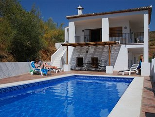 Piltraque - our holiday villa to rent in Andalucia, Spain