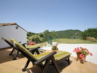 Chalet with Private Garden. Peaceful Sunny Terrace. Amazing Views. Perfect for 2