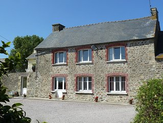 Beautiful Rural Holiday Apartment, Close To The Beaches -