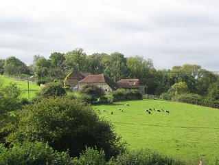 Beautifully Converted Oast House in an Idyllic Setting