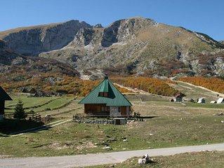 Chalet/house (sleeps 4-8/10) in Durmitor National Park, near Zabljak