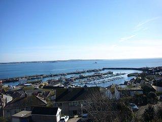 Stunning Port and Sea Views