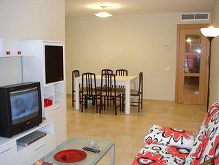 Magnifico apartamento nuevo en Espana, Peniscola