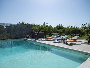 Villa Venere Pool apartment