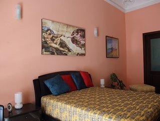Appartamento Basile a 700 mt dalla cattedrale di Palermo e 200 mt da via Maqueda