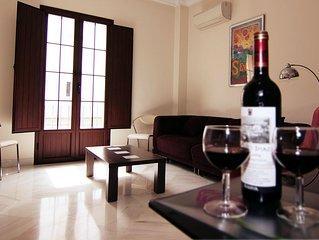 Granada, 1 bedroom, Sevilla Center
